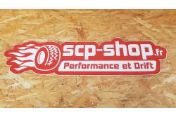 Autocollant SCP SHOP