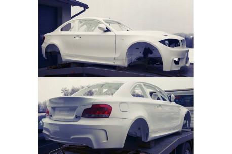 Kit Carrosserie BMW E82 fibre de verre