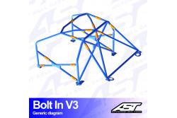 Arceau complet démontable 6 points pour GT86 ZN6Coupé