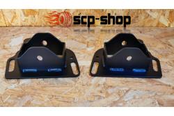 Supports de fixation de bras arrières BMW E36 E46 et Z4 réglable