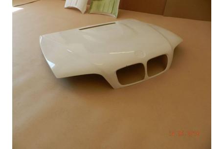 Capot Fibre pour BMW E46