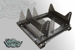 Plate forme montage de siège baquet