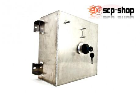 Réservoir d'essence Aluminium