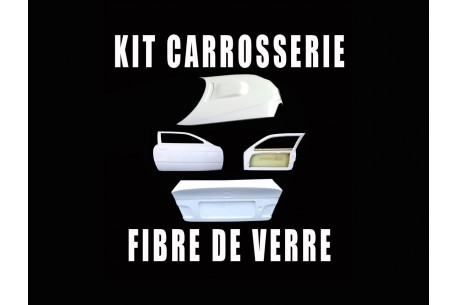 kit carrosserie fibre bmw e46 capot 2 portes coffre csl. Black Bedroom Furniture Sets. Home Design Ideas