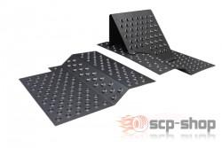 Kit plancher aluminium grip E36