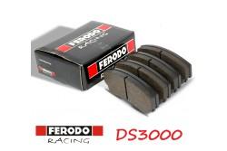 Plaquettes de frein Ferodo DS3000 BMW E36 M3 E34 M5 ARRIERE