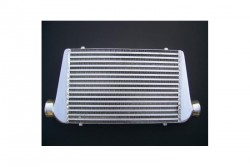 Echangeur frontal aluminium 450x300x76mm