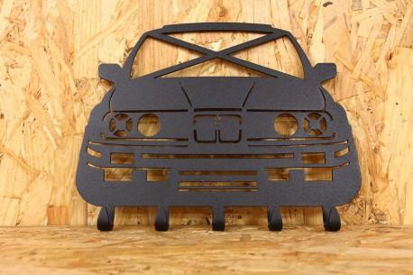 Support mural porte clés BMW E30