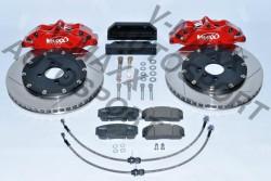 KIT GROS FREINS 330mm pour AUDI A4 Quattro tout modèle type B5Q