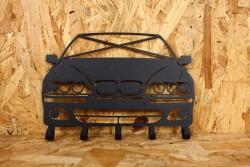 Support mural porte clés BMW E39