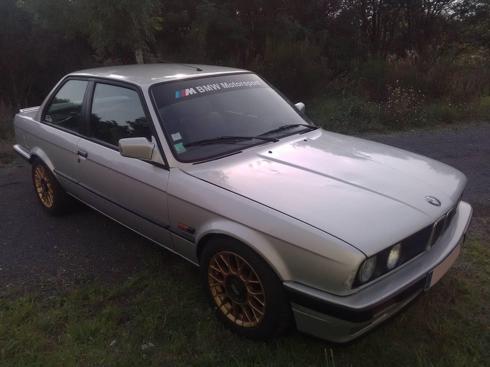 BMW E30 performances